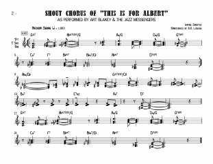 Wayne Shorter - This is for Albert Page 2